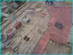 tejado hormigon