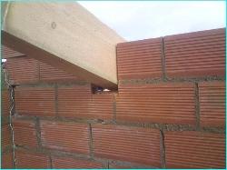 Construimos tejados con estructuras de ladrillo reformas for Aislante para tejados