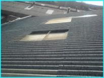reparación tejado uralita